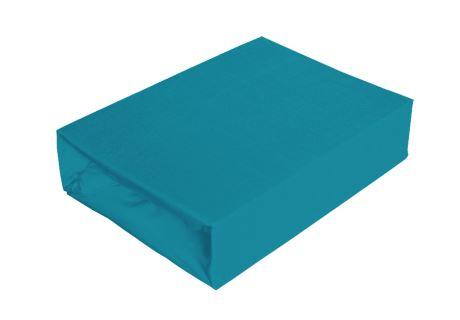 Jersey plachta 180x200 morská modrá