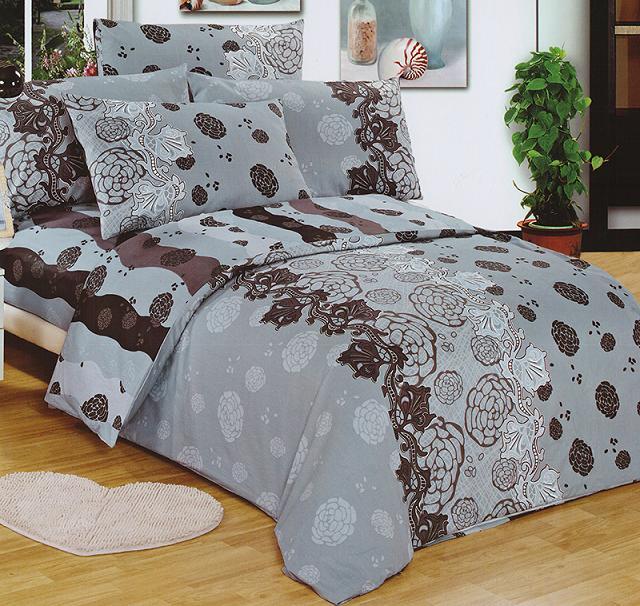 Bavlnené obojstranné obliečky 140x200 ADAM +vankúšik