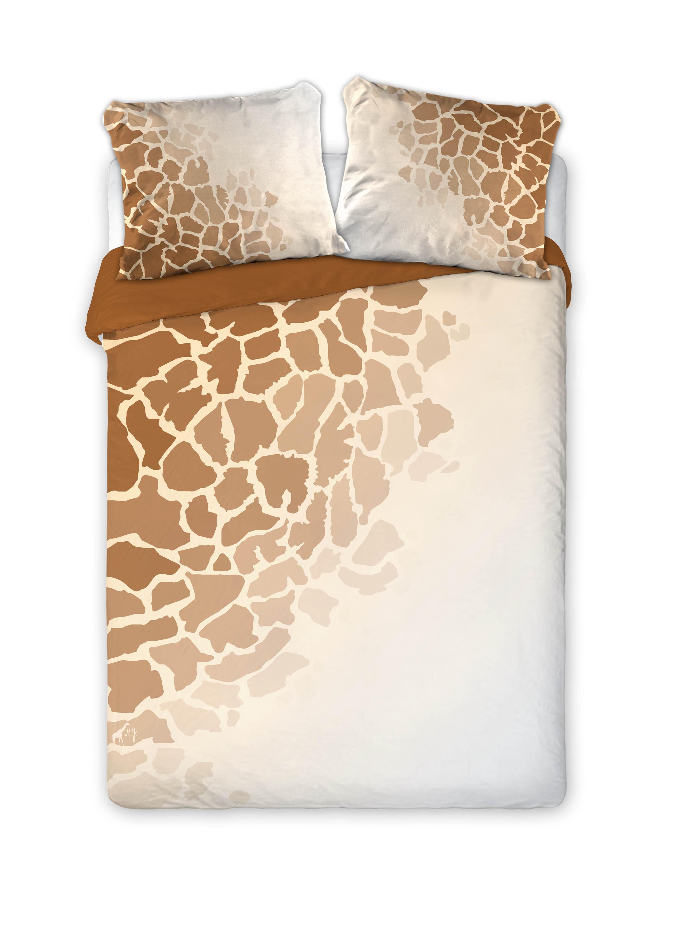 Bavlnené obliečky 140x200 ANIMAL žirafa