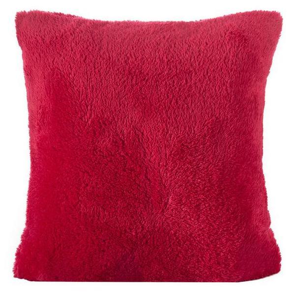 Obliečka na vankúšik 40x40 MONTANA červená