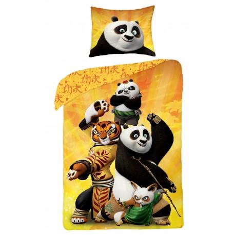 Detské obliečky 140x200 KUNG-FU PANDA